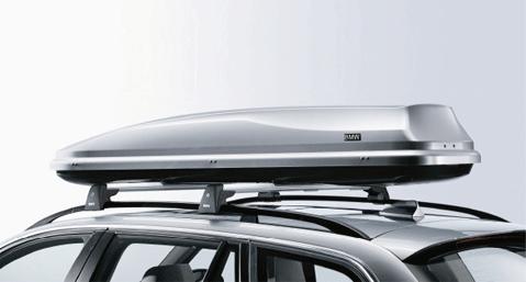 BMW Dachbox 320 silber