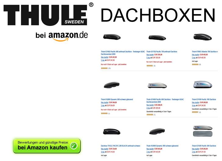 thule dachbox 420 l